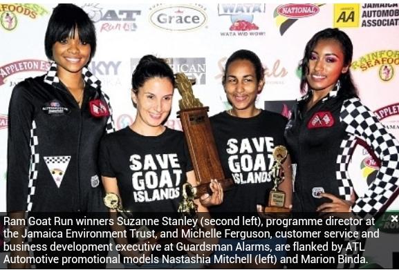 - Jamaicaobserver.com (Monday, November 25, 2013)