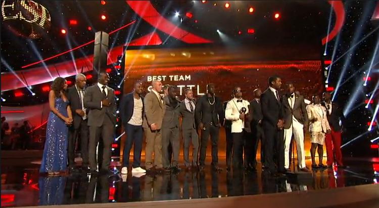 Best Team - Seattle Seahawks